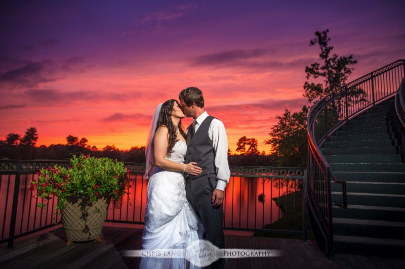Sunset twilight wedding photography sunset wedding for Wedding photographer for 2 hours