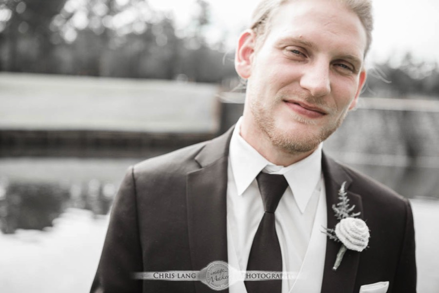 Rustic Wedding Style At The River Lodge In Landing