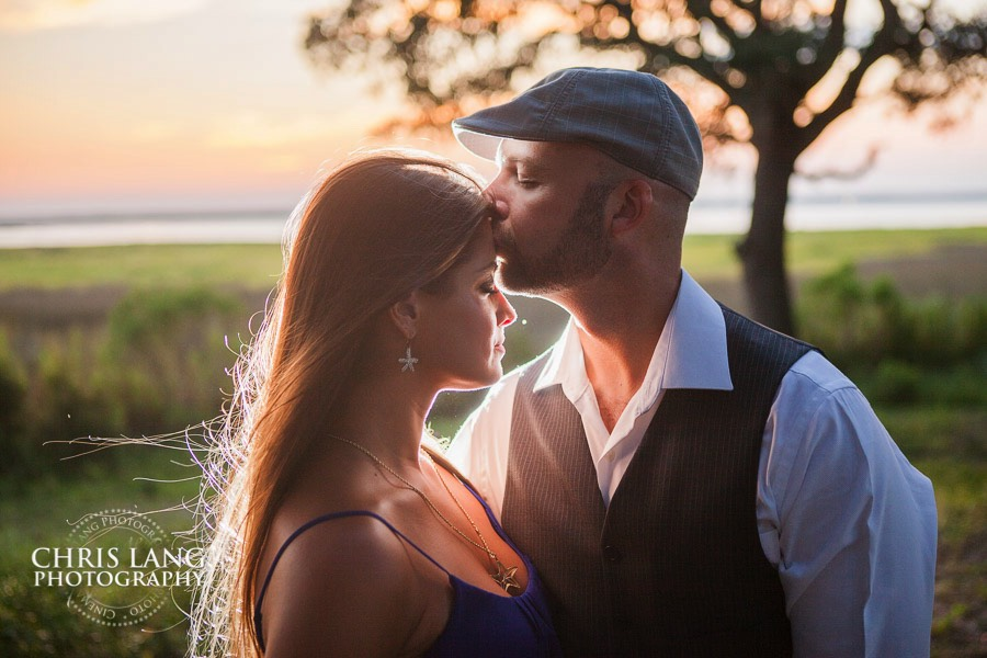 Engagement photographers in Wilmington North Carolina