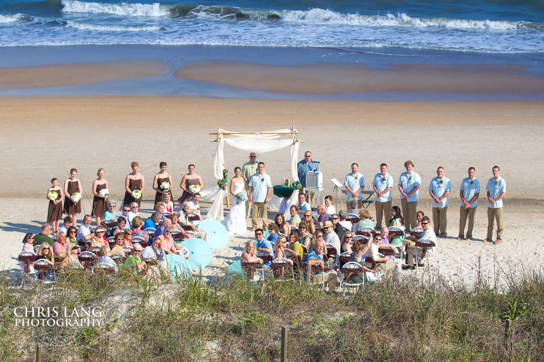 Topsail Island North Carolina Beach Wedding Pictures Ideas Photography