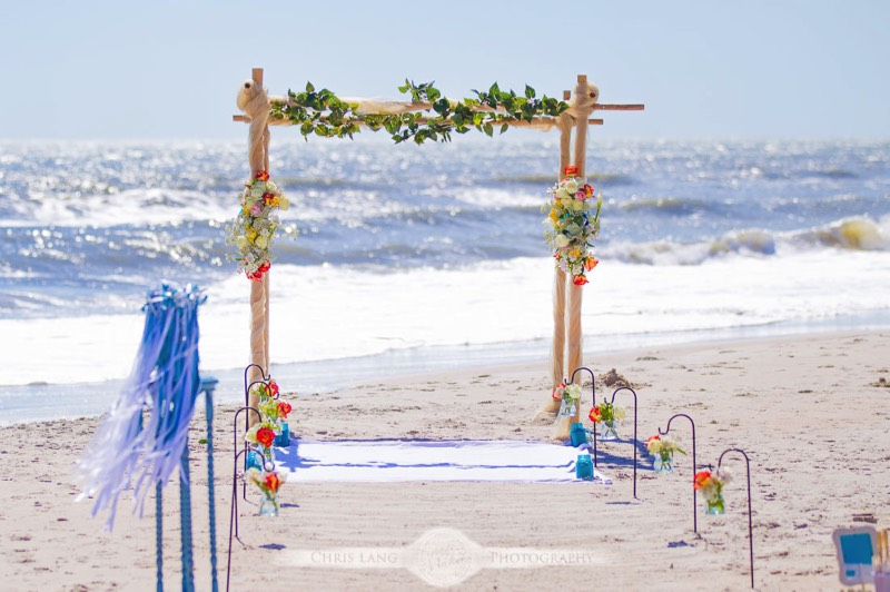 Topsail Island Weddings Photography Picture Ideas Ocean Front Wedding