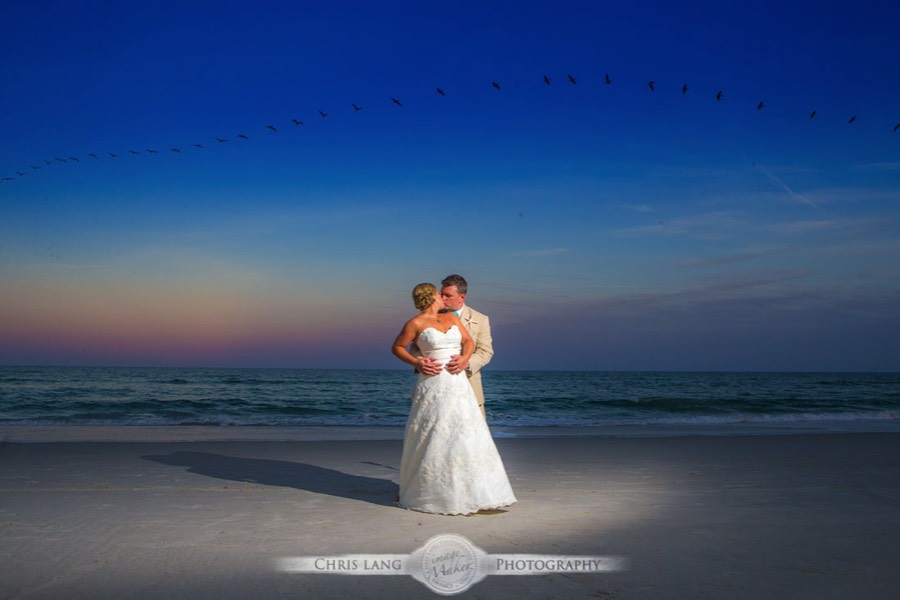 Wrightsville Beach Wedding Photographers Picture Of Bride Groom