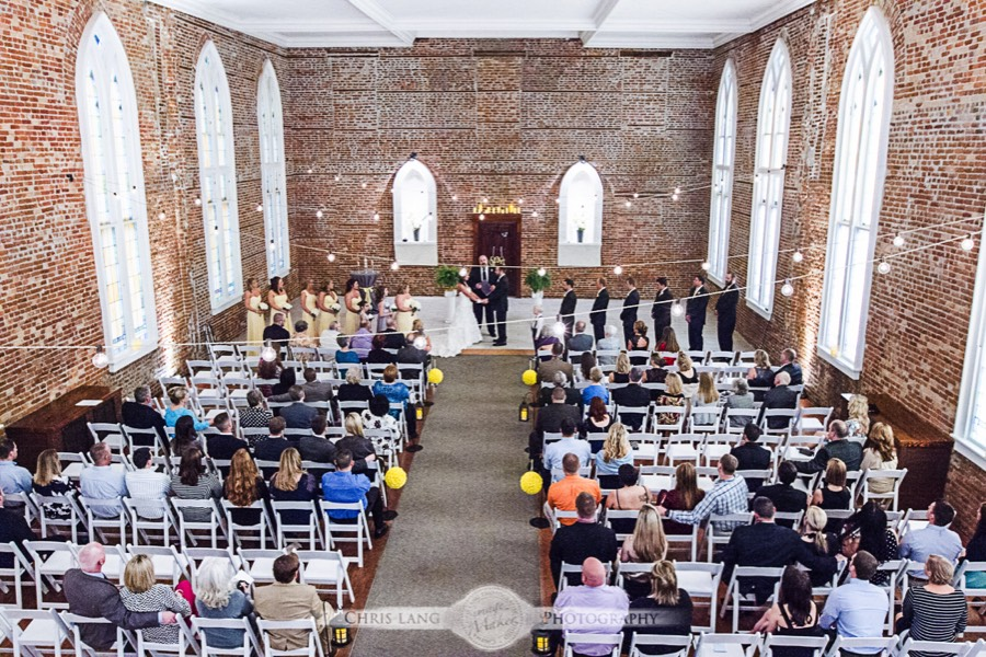 St Thomas Preservation Hall Weddings Wedding Venues In Downtown