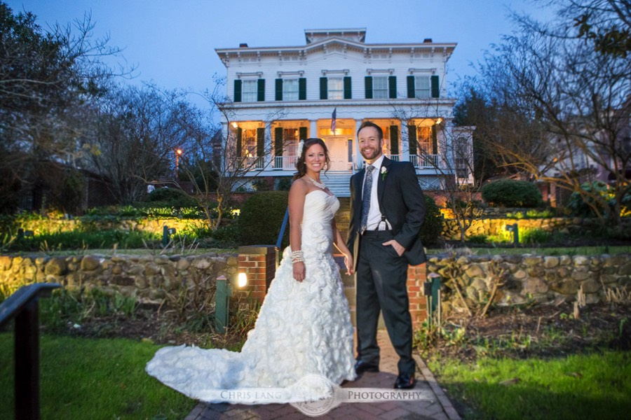 The city club wilmington nc wedding venues great for Places to get married