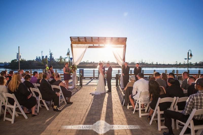 Wilmington Hilton RIverside Weddings