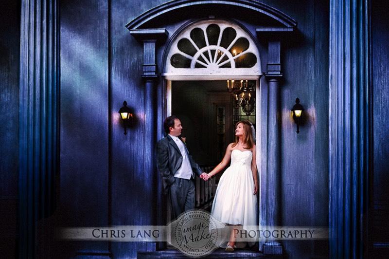 Wilmington NC Creative Wedding Photographer
