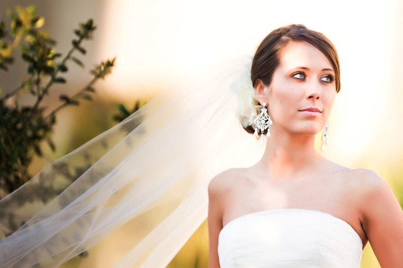 Wedding Picture of s bride looking incredible in her weding dress. WIlmingtn NC wedding Photographer