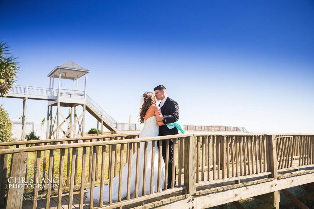 Oak Island Wedding Photographers