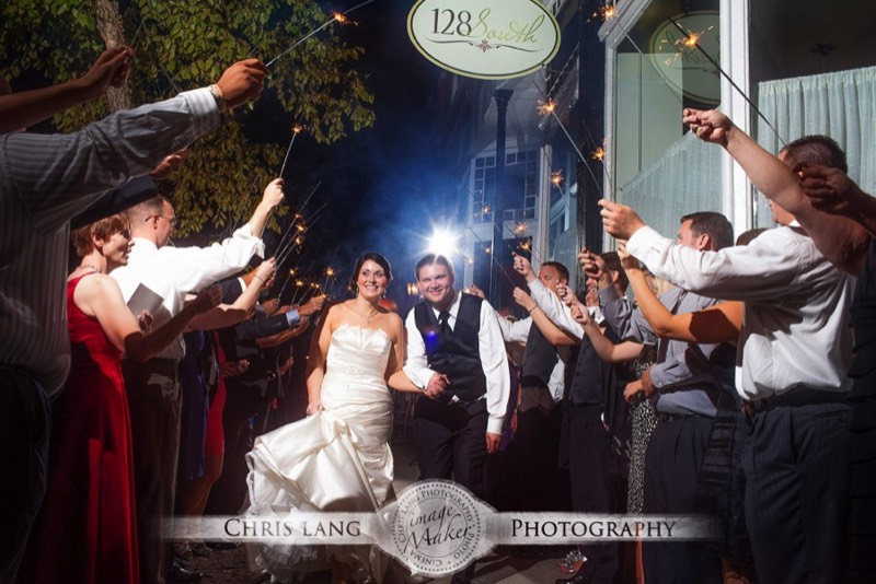 128 south weddings - wilmingotn nc  - wedding photographers - wedding photography - chris lang weddings